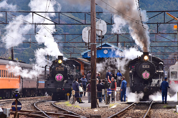 Revival! The Golden Age of Steam Locomotives