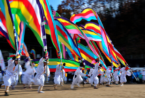 Minister of Land, Infrastructure, Transport and Tourism Awards<br>[Adding Colors to the Festival]NAKAGAWA Tsukasa